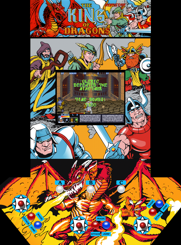 MAME Artwork Downloads - Mr  Do!'s Arcade
